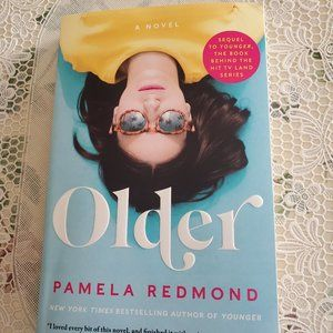 OLDER*A BOOK BY PAMELA REDMOND*PAPERBACK*